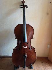 Schönes 3 4 Cello zu