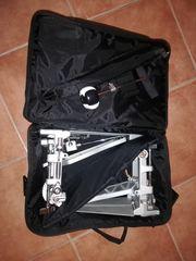 Double Bass Pedal Doppelfuß Maschine