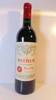 1988 PETRUS Grand Vin Pommerol