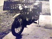 TRIUMPH 500 Bj 1929 ca