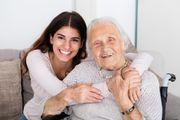 Liebevolle 24-Stunden Pflege Betreuung zu