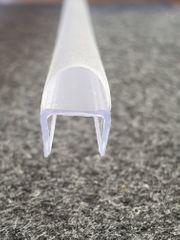 Dusch - Streif- u Balgdichtung Glasstärke