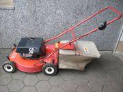 Starker Benzinrasenmäher SABO 50 TH