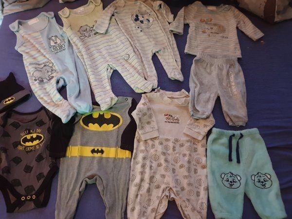 Babysachen Gr 62