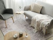 Teppich mehrfarbig 140 x 200