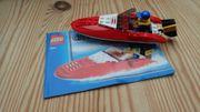 LEGO City Speedboot 4641 neuwertig