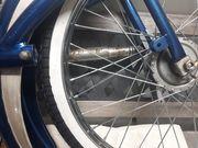 Einspeichen Zentrieren Mofa Moped