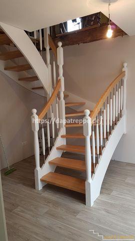 Handwerk, gewerblich - Holztreppen aus Polen Treppen beste