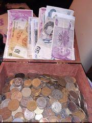 kollektion 30 jahre Geld