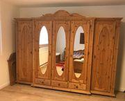 Schlafzimmer Landhausstil Kiefer teilmassiv gebraucht