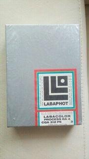 Farb-Fotopapier 13x18cm