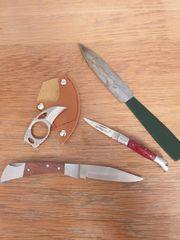 Messer Sammlung
