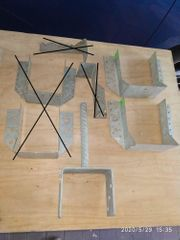 Holzverbinder Pfostenträger Balkenschuh