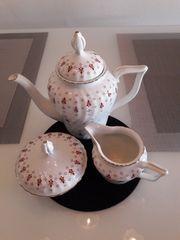 2-teiliges Kaffee Service Royal Tettau