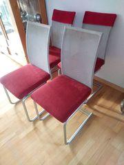Freischwinger-Stühle Venjakob