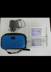 Nintendo DS Lite Hülle Ladekabel