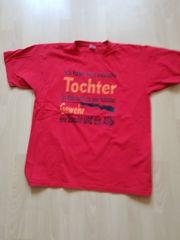 Vier T - Shirts für Väter von