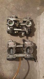 2 x Kawasaki GPZ 500