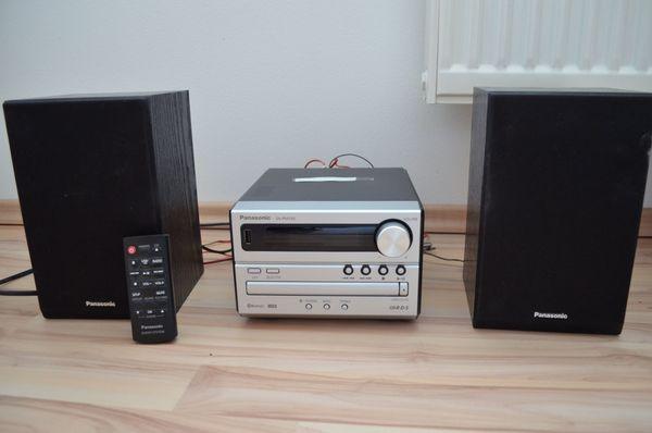 Mini Stereoanlage Panasonic SA-PM250 gebraucht