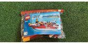 Lego 60005 nur Feuerwehrschiff