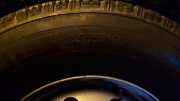 Reifen Michelin