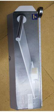 Neue unausgepackte Badablage 55x12cm Milchglas