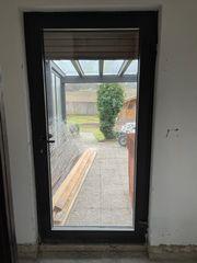 Balkontür Nebeneinganstür