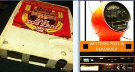 Tape-Deck, Walkman - SUCHE WELTRON 2001 ÄHNLICHE 8