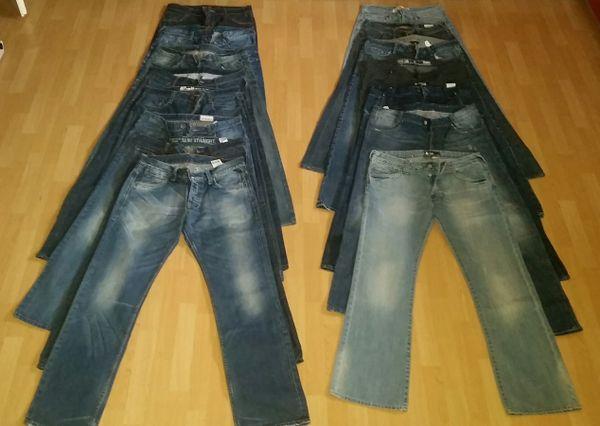 Herren Jeans Hosen Gr 34