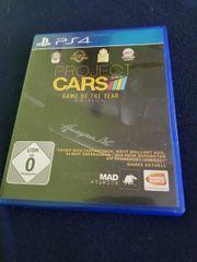 Projekt Cars für die PS4