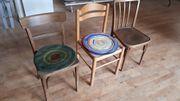 verschiedene Stühle