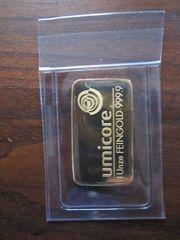 Unze Umicore Gold