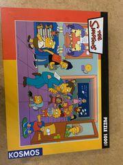 Rarität Simpsons Puzzle