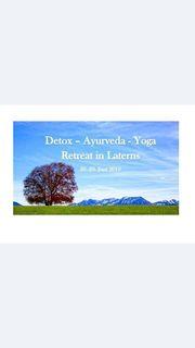 Yoga-Ayurveda-Retreat in Laterns
