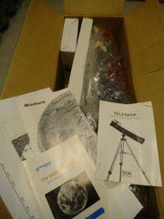 Reflektor Teleskop TCM - unbenutzt original