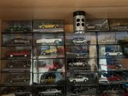 James Bond Auto Modell Collection