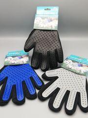 Handschuh Fellpflege Tierhaar Bürste Kamm