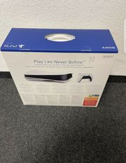 PlayStation 5 PS5 Disc Edition