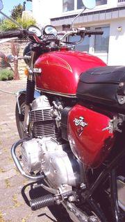 Honda CB 750 Four Bauj