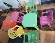 Kinder Stuhl Tisch