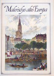 Buch Malerisches altes Europa - Romantische