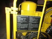 Weber Hydraulik Rettungsgerät Hydraulikpumpe