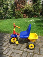 Kinder Dreirad Marke Kettler Brummi