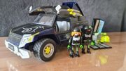 Playmobil Top Agents Robo-Gangster SUV