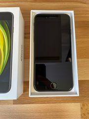 iPhone SE 2020 64GB schwarz