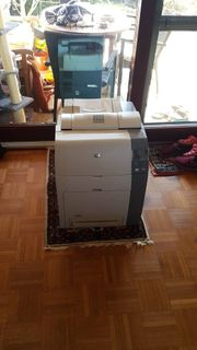 HP Color LaserJet 4700DN - Duplexdruck