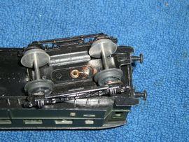 Modelleisenbahnen - Schicht 3 x Personenwagen H0