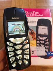 Nokia 3510i Mobiltelefon Handy inkl