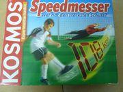 Speedmesser von Kosmos - Fußball-Kids
