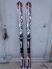 Ski eFischr 160 cm